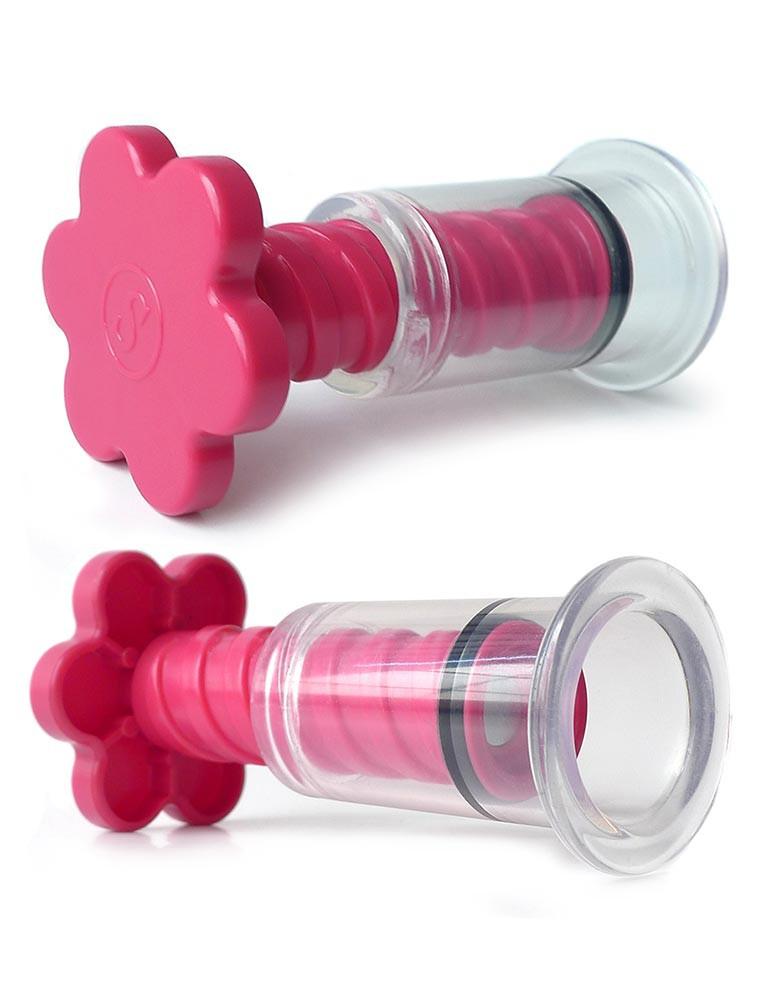 KinkLab T-Cups Nipple Suction Set