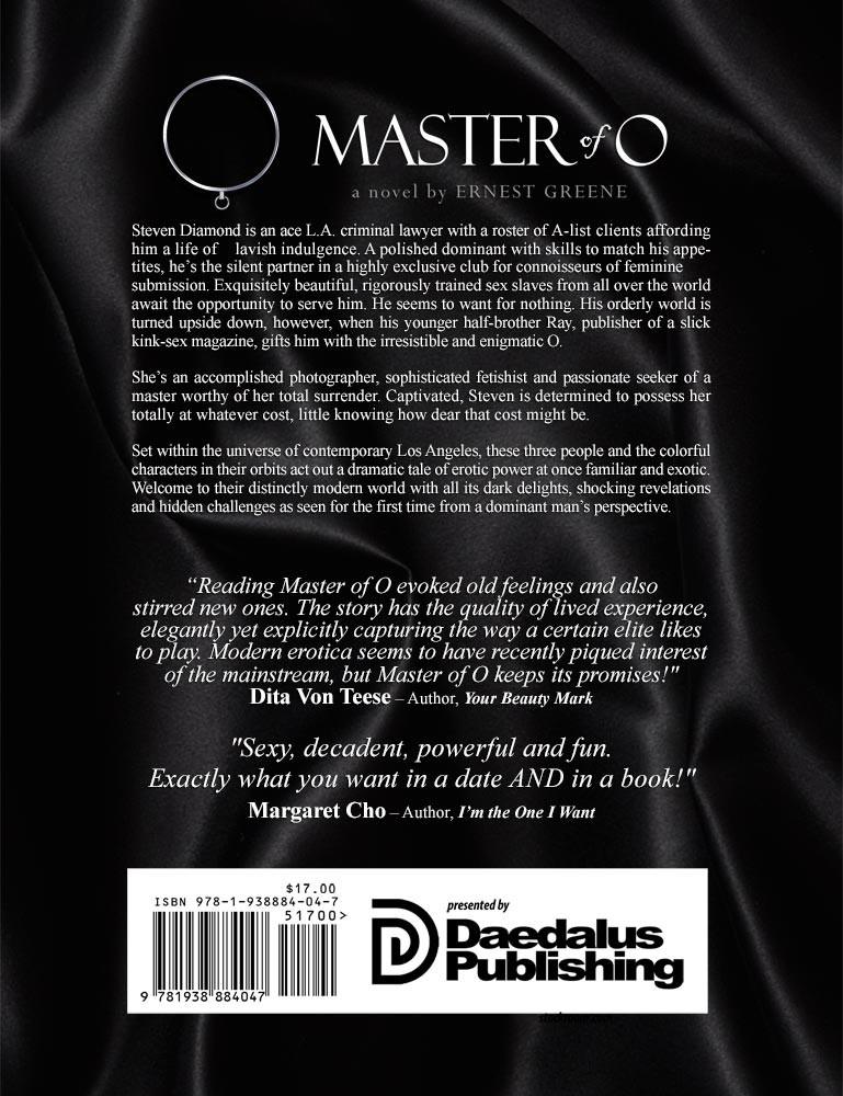 Master of O, Paperback