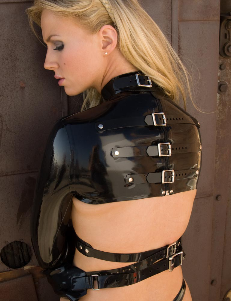 Latex Bolero Straitjacket (TM)
