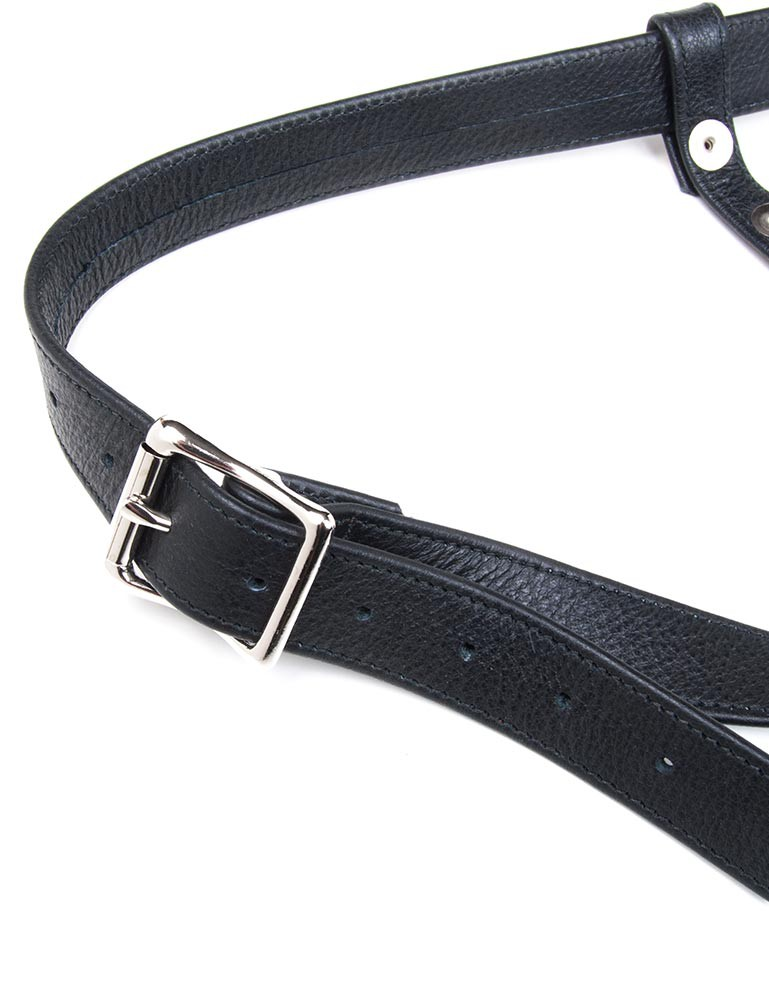 Stormy Leather Buzz Me Tender Dildo Harness