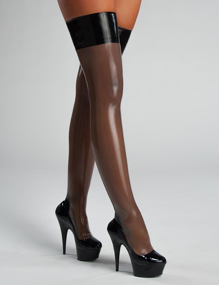 Cuban Heel Stockings