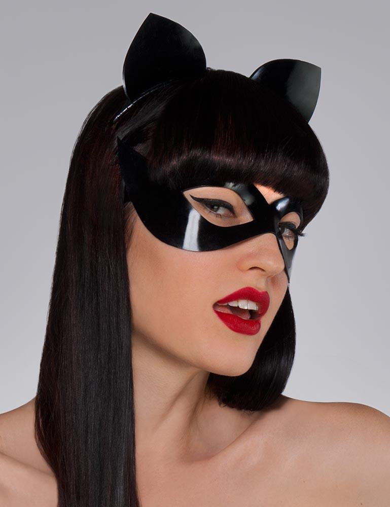Syren Latex Mistress Mask