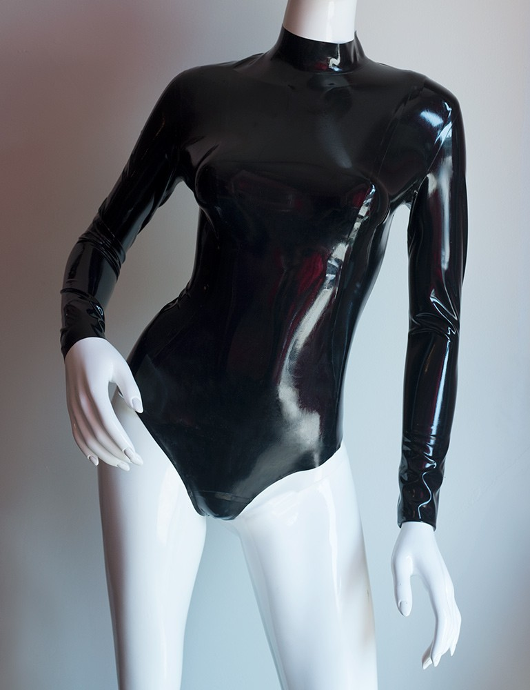 Syren Latex Nadia Bodysuit