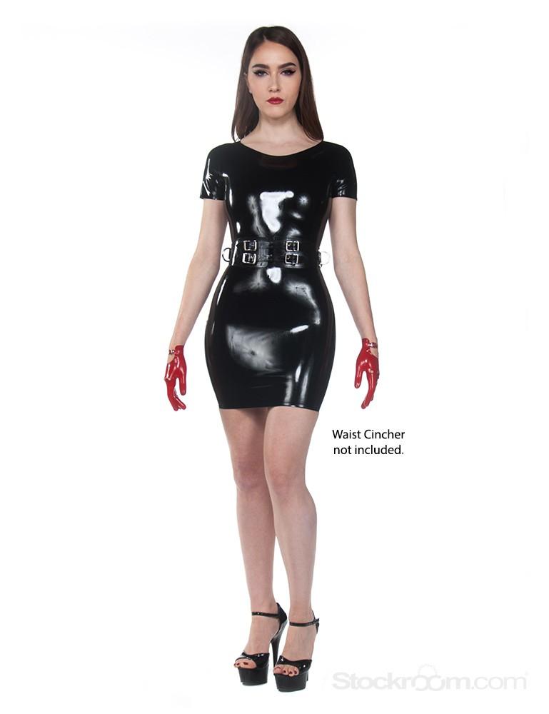 Syren Latex - The Jane Dress - Heidi Darveaux